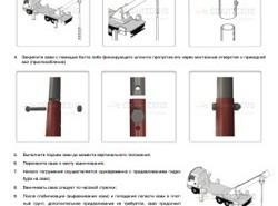 Инструкции по монтажу винтовых свай