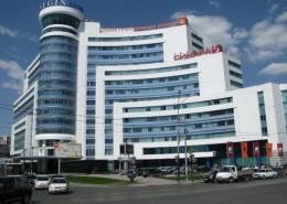 Купить винтовые сваи в Екатеринбурге - бизнес центр онегин
