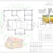 raschetyi Model8 180x180 - Фундамент на винтовых сваях для дома 9,6 на 11,4 -