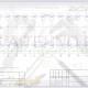 Схема расположения свай для строительства каркасной конструкции