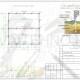 Схема расположения свай для строительства двухэтажного дома с мансардой