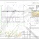 Схема расположения свай для строительства одноэтажного каркасного жилого дома