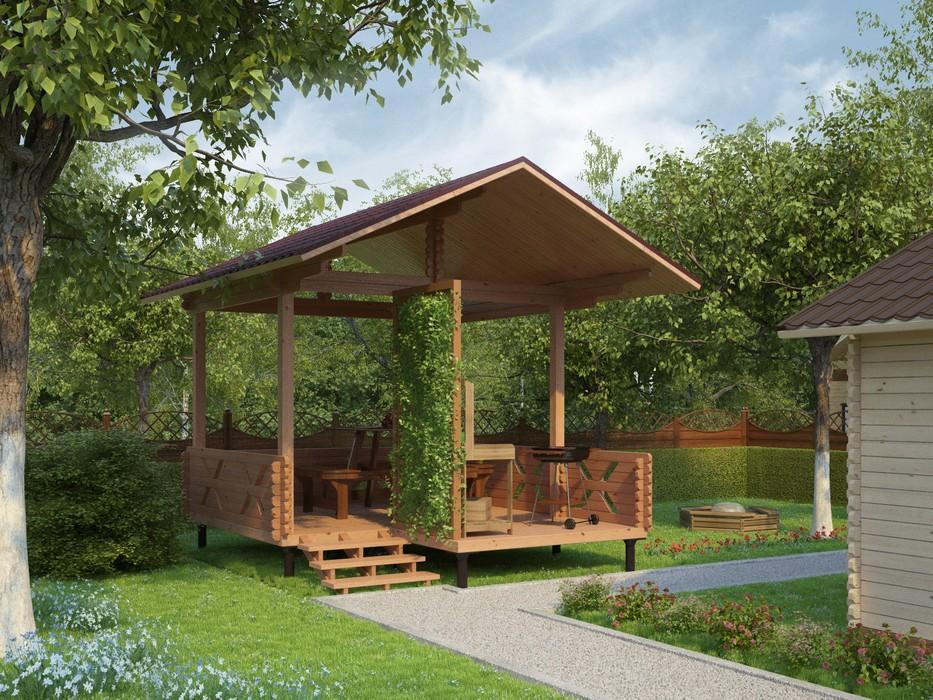 besedka2 - Преимущества для частного домостроения и развития личного хозяйства -
