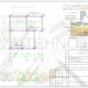 Схема расположения свай для фундамента дома из оцилиндрованного бруса