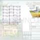 Схема расположения свай для фундамента дома из профилированного бруса