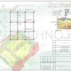 Схема расположения свай для строительства дома с мансардным этажом