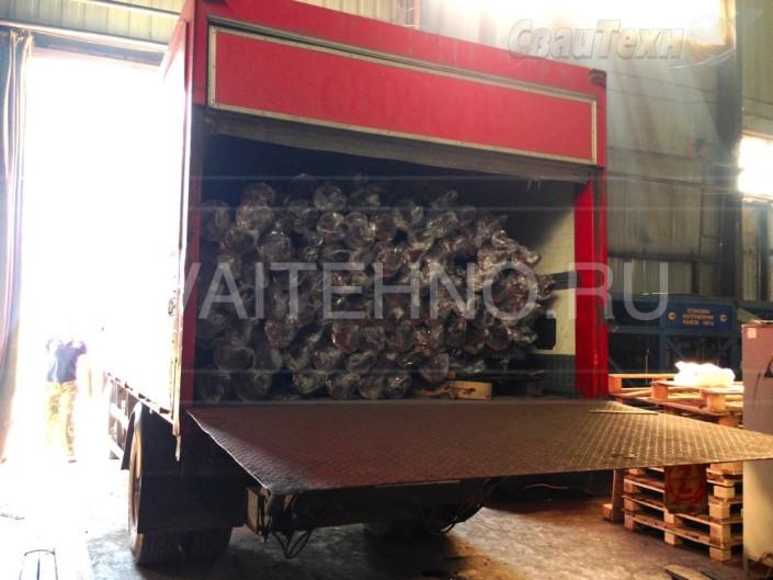Крытый транспорт для доставки СВС-EVRO