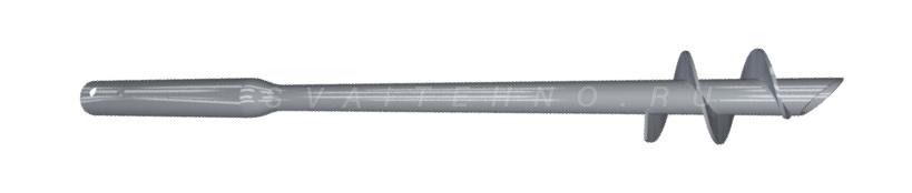 Винтовые сваи для забора серии SP-EVRO