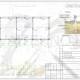 Схема расположения свай для строительства пристроя