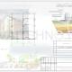 Схема расположения свай для двухэтажного дома из СИП панелей