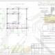 Схема расположения свай для строительства бани из бруса