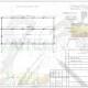 Схема расположения свай для строительства дома из оцилиндрованного бревна